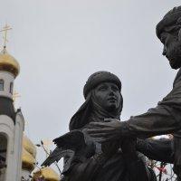 Святые Петр и Феврония :: Евгений Пикаревский
