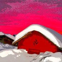Тревожный закат :: Валерий Талашов