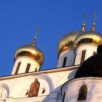 Золото куполов :: Валерий Викторович РОГАНОВ-АРЫССКИЙ