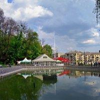 городское озеро :: юрий иванов