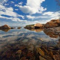 Вода и небо. :: Сергей Адигамов