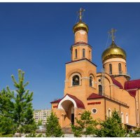 Церковь :: Дмитрий Юрченко