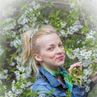 Весенний портрет :: Дмитрий Сушкин