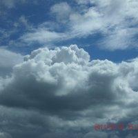 облака :: МИХАИЛ КАТАРЖИН