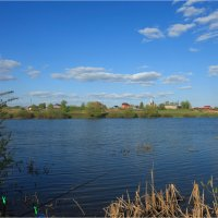 Рыболовное место (Шумашь) :: Nikita Volkov