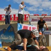Велопаркур 1 :: Цветков Виктор Васильевич