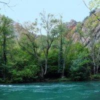 Черная река. Крым (2) :: Владимир Клюев