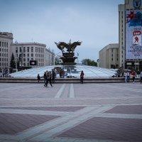 На площади Независимости. :: Nonna