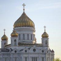 Храм Христа Спасителя г.Москва :: Алексей -