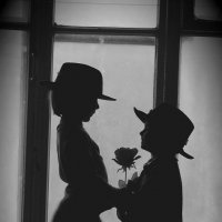 Из серии Первая любовь :: Вера Шамраева