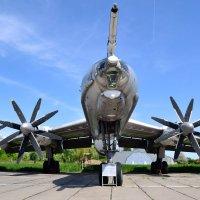 Ту-142, міць на стоянці :: Дмитрий Гончаренко