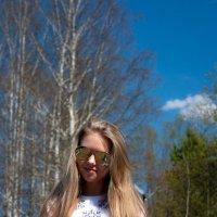 Раскачалась весна на качелях) :: Мила Солнечная