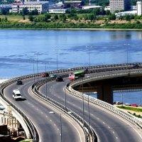 ... и под мостом оказался Казанский вокзал :: Сергей Банков