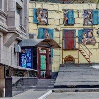 Весёлый дом.... :: Александр Морозов