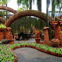 Тропический парк Нонг Нуч. :: Rafael
