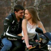 Георгий и Валерия. :: Иван Бобков