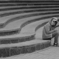 Линейное настоение :: Вера Шамраева