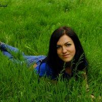 Зеленая весна :: Nataliya Oleinik