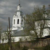Троицкая церковь :: esadesign Егерев