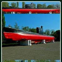Подводная лодка типа «Малютка» :: Александр Корчемный