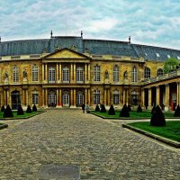 Пале Рояль — дворец кардинала Ришелье :: Александр Корчемный