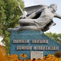 Памяти павших воинов и партизан :: Ирина Морозова