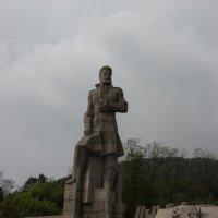 Памятник Христо Ботеву :: Елена Миронова