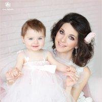 Алина и Настенька :: Аня Шуваева