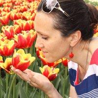 Весна в дендропарке!!! :: Оксана Мельниченко