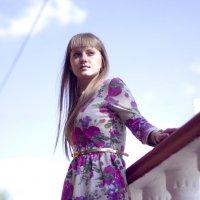 Прогулка в парке :: Ольга Петушкова