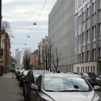 Улица Советская и гостиница Советская :: Владимир Гилясев