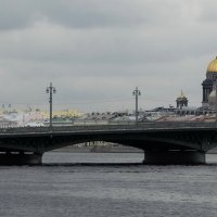 Благовещенский мост :: Владимир Гилясев