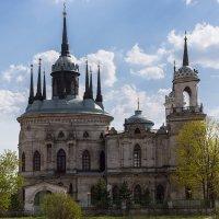 Церквушка в Быково :: Павел Голубев