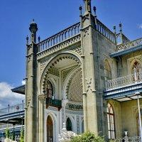Южный фасад Воронцовского дворца. :: Виталий Половинко