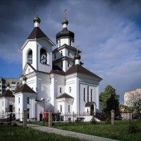 Храм св. Софии Слуцкой, г. Минск. :: Nonna