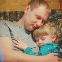 Моя дочурка – ангел мой :: Катерина Терновая