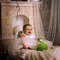 Капризная принцесса :: Татьяна Курамшина