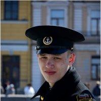 Морячок с ледокола :: Галина (Stela) Кожемяченко