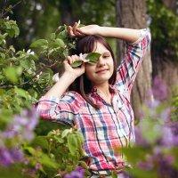 Весна- все в цвету :: Алеся Гурьева