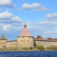Шлиссельбургская крепость :: Анастасия Воскресенская