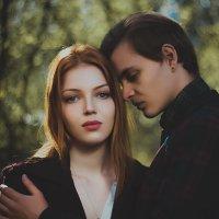 Girl and Boy :: Анна Горбачева