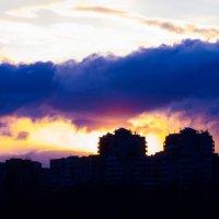 Вид из одного окна :: Ольга Бузмакова