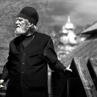 Протоиерей :: Roman Mordashev