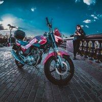Yamaha YBR125 :: Владислав Мухин