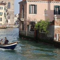 не - Cayenne  и не  Bentley !, Венецианский подход к делу..... :: Игорь 74