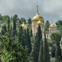 Русский монастырь в Иерусалиме :: Cтанислав Сас