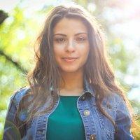 солнечный портрет :: Алибек Абдужаббаров