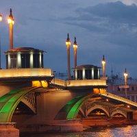 Благовещенский мост :: Тарас Золотько