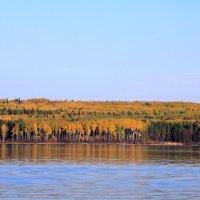 Осенний пейзаж :: Валентин Козлов