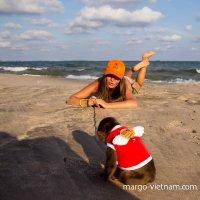 Маленькая обезьянка Коко и Яна :: Наталья Краснюк